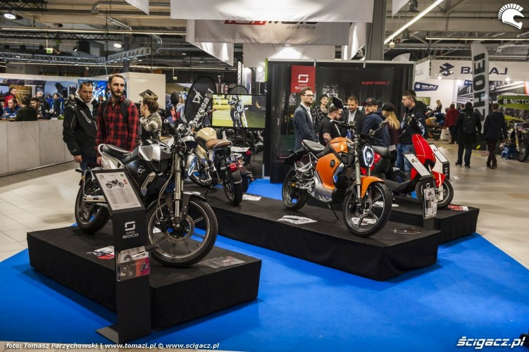 Warsaw Motorcycle Show 2019 246