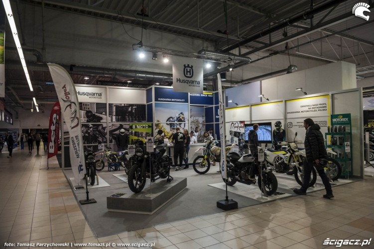 Warsaw Motorcycle Show 2019 247
