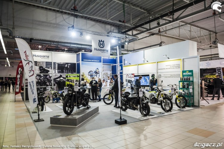 Warsaw Motorcycle Show 2019 248