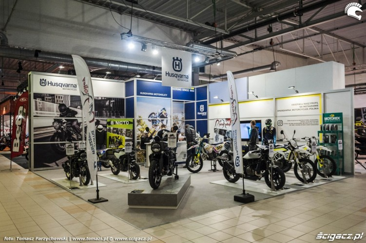 Warsaw Motorcycle Show 2019 249