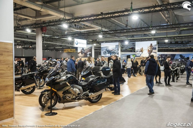 Warsaw Motorcycle Show 2019 254
