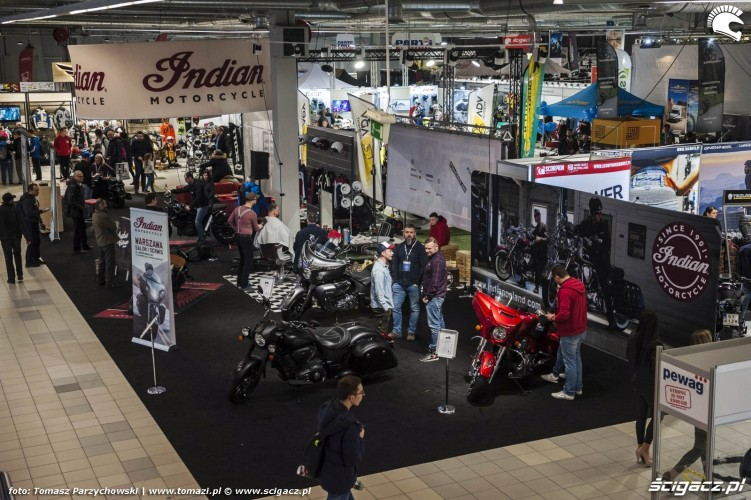 Warsaw Motorcycle Show 2019 255