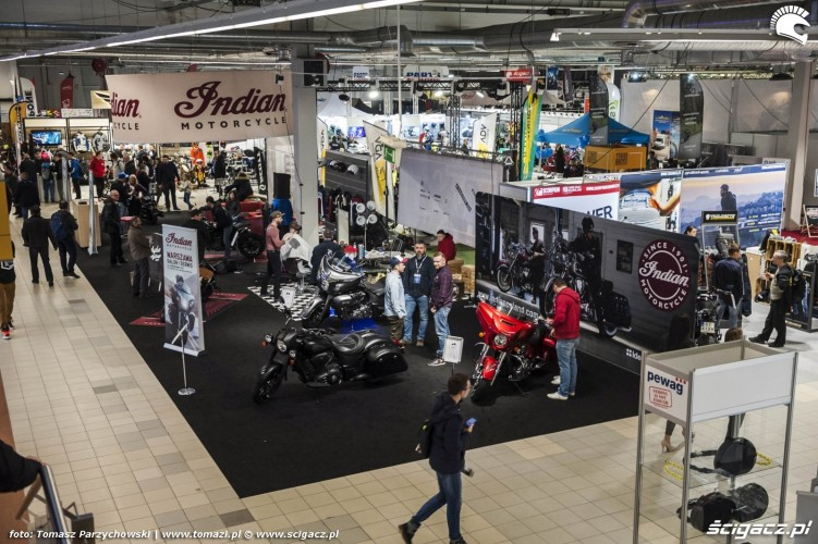 Warsaw Motorcycle Show 2019 256