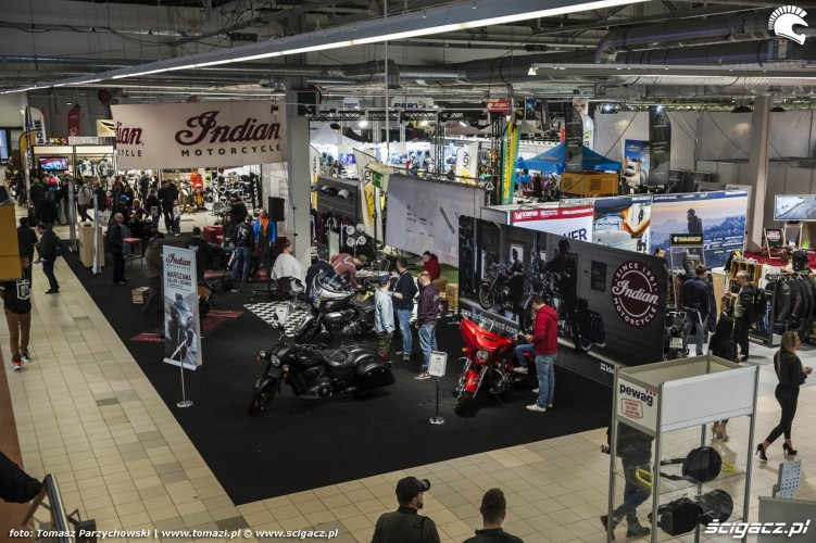 Warsaw Motorcycle Show 2019 257