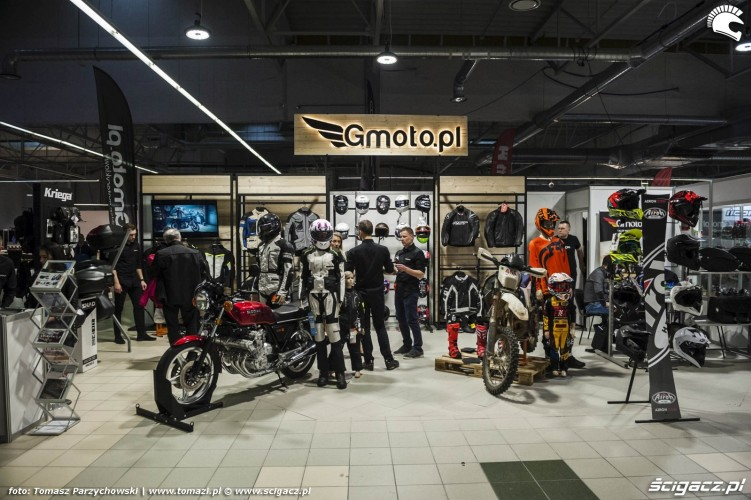 Warsaw Motorcycle Show 2019 258