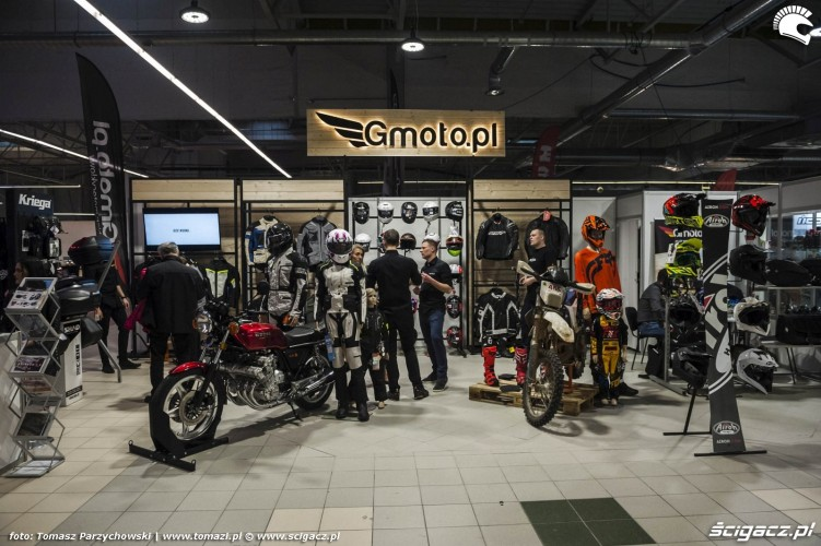 Warsaw Motorcycle Show 2019 259