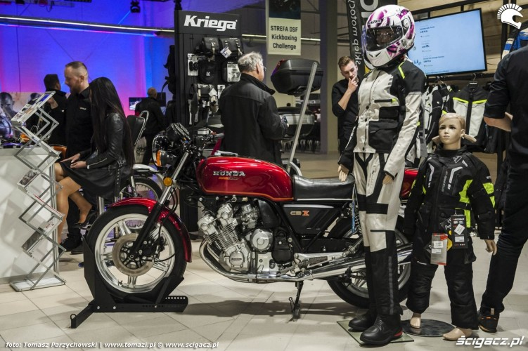 Warsaw Motorcycle Show 2019 261