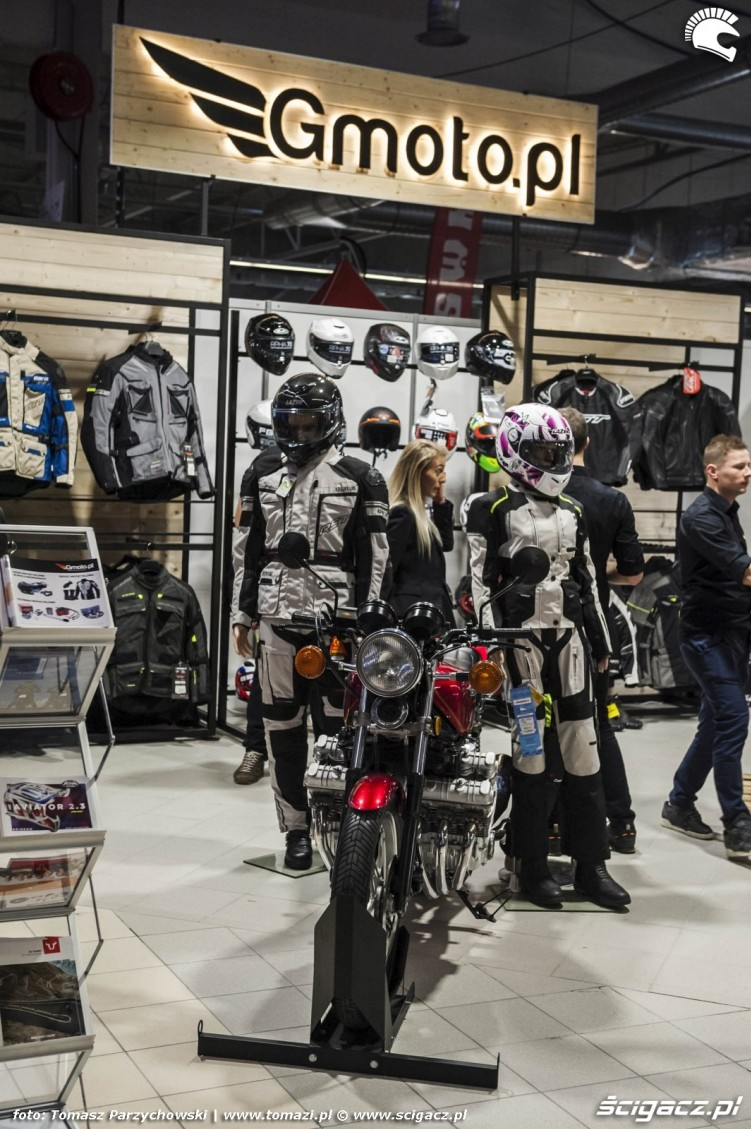 Warsaw Motorcycle Show 2019 262