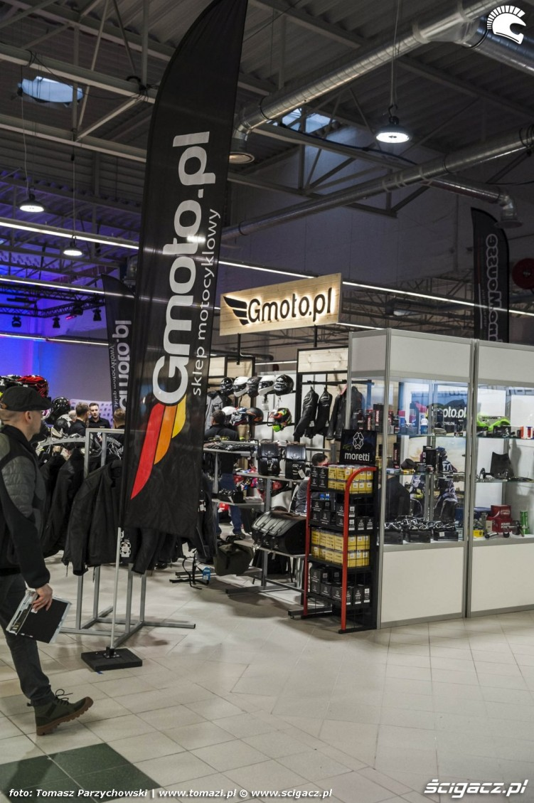 Warsaw Motorcycle Show 2019 265
