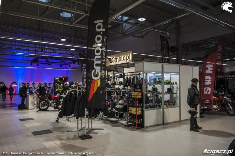 Warsaw Motorcycle Show 2019 266