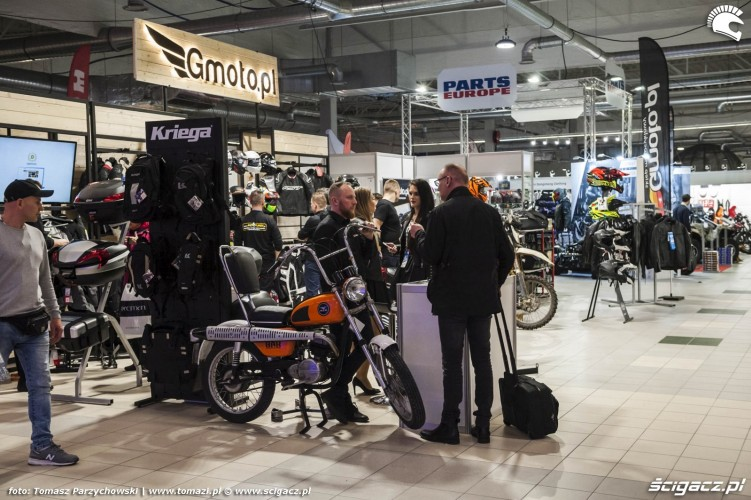 Warsaw Motorcycle Show 2019 268