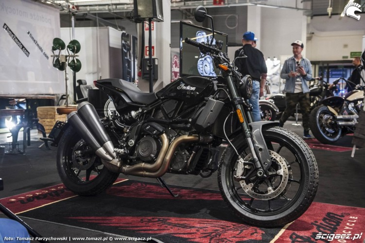 Warsaw Motorcycle Show 2019 269
