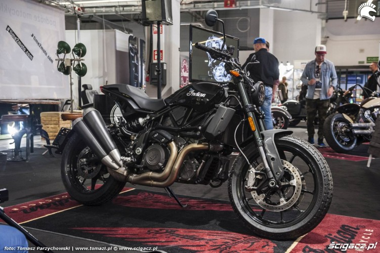 Warsaw Motorcycle Show 2019 270