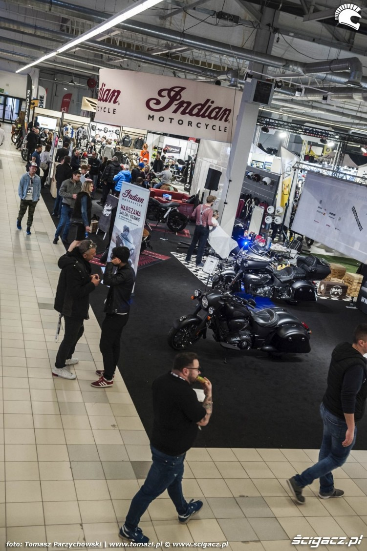 Warsaw Motorcycle Show 2019 273
