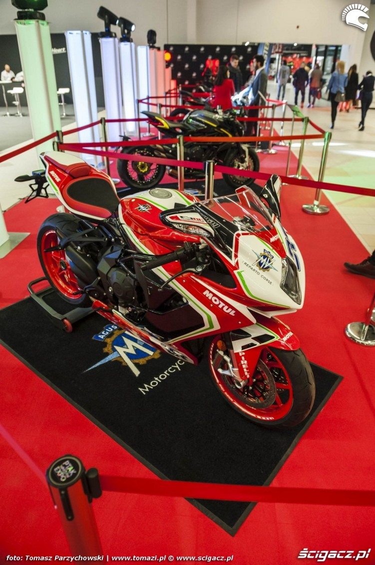 Warsaw Motorcycle Show 2019 274