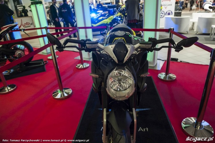 Warsaw Motorcycle Show 2019 276