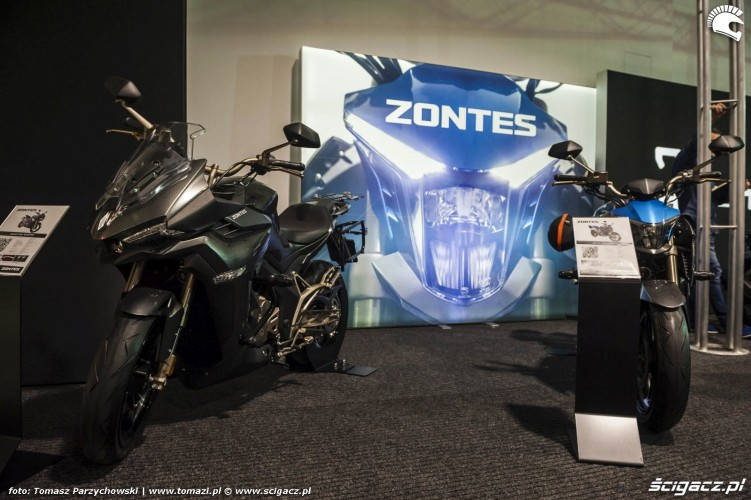Warsaw Motorcycle Show 2019 292