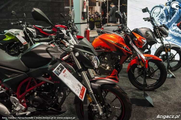 Warsaw Motorcycle Show 2019 294