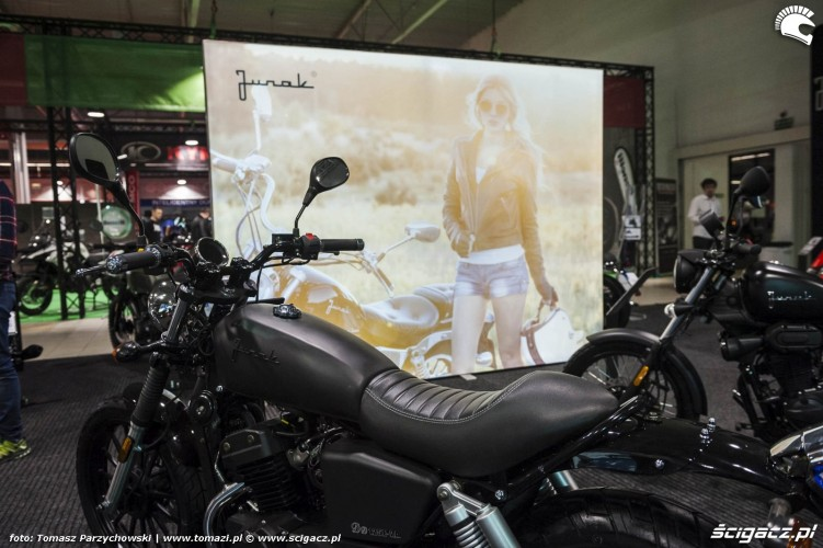 Warsaw Motorcycle Show 2019 299