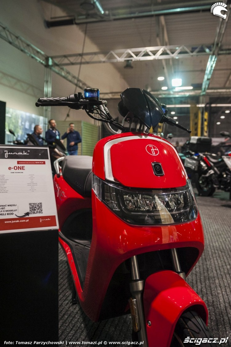 Warsaw Motorcycle Show 2019 302