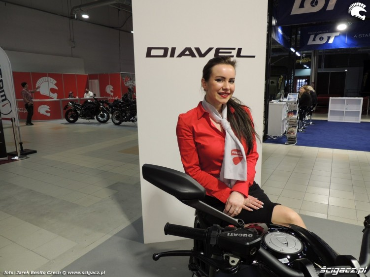 Warsaw Motorcycle Show 2019 310