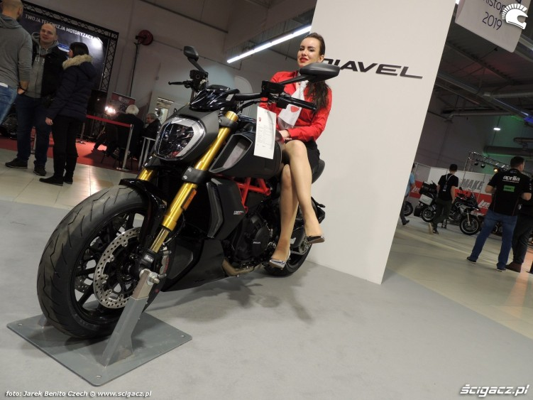 Warsaw Motorcycle Show 2019 311