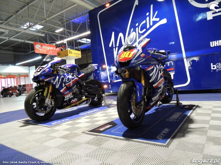 Warsaw Motorcycle Show 2019 318