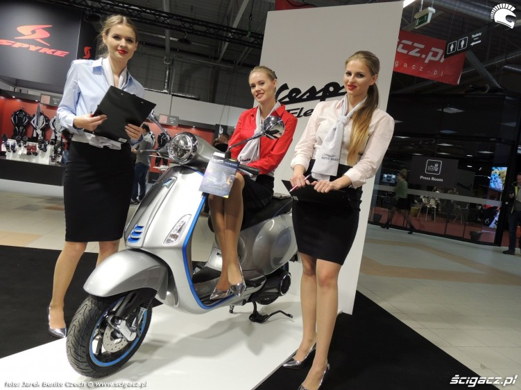 Warsaw Motorcycle Show 2019 322
