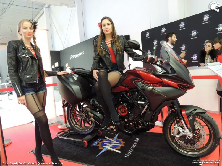 Warsaw Motorcycle Show 2019 323