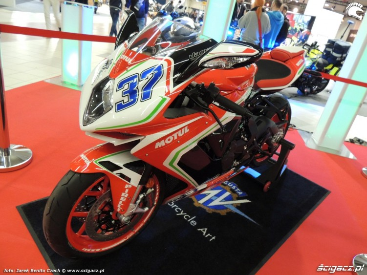 Warsaw Motorcycle Show 2019 331