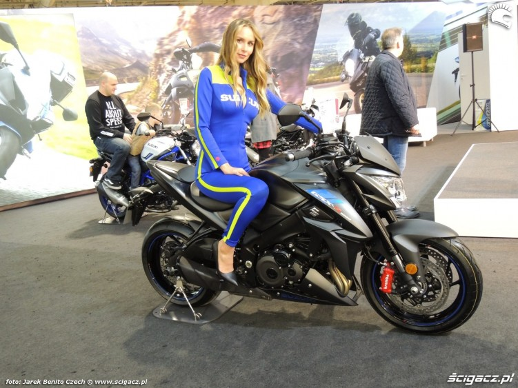 Warsaw Motorcycle Show 2019 332