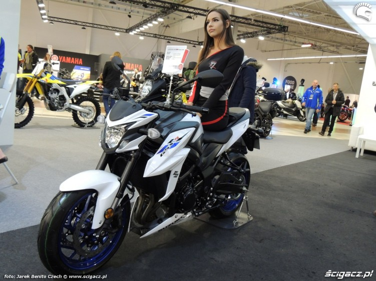 Warsaw Motorcycle Show 2019 333