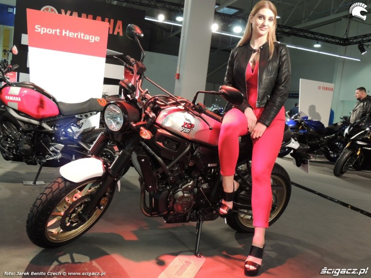 Warsaw Motorcycle Show 2019 335