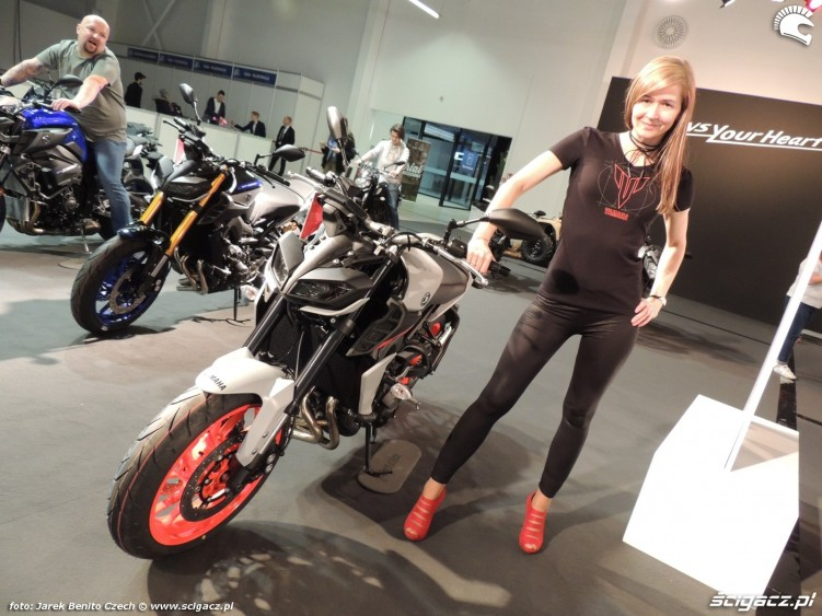 Warsaw Motorcycle Show 2019 336
