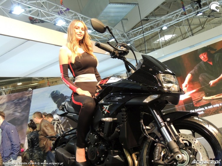 Warsaw Motorcycle Show 2019 341