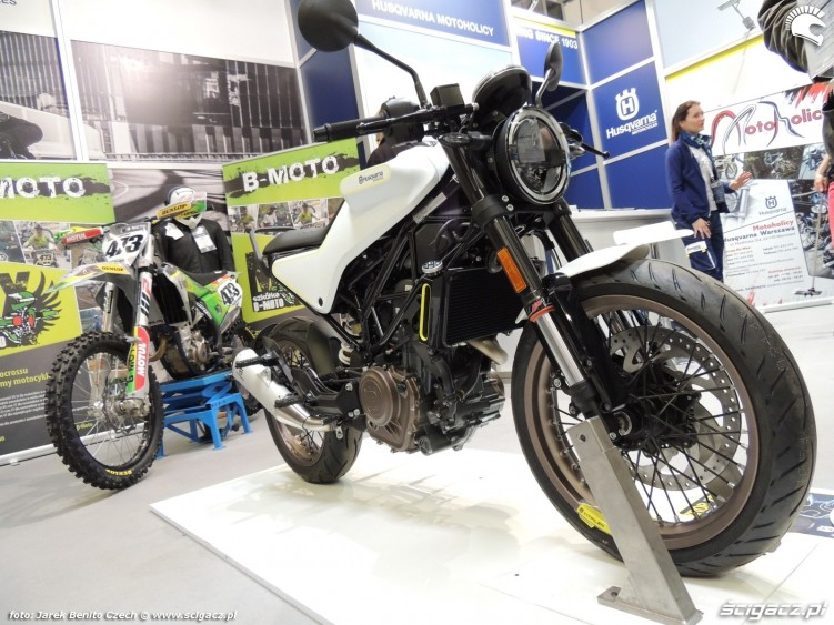 Warsaw Motorcycle Show 2019 345