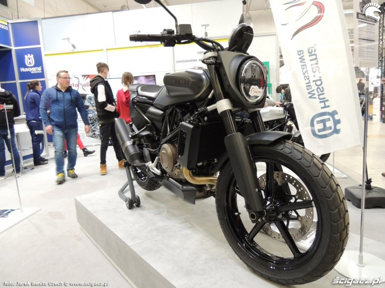 Warsaw Motorcycle Show 2019 346