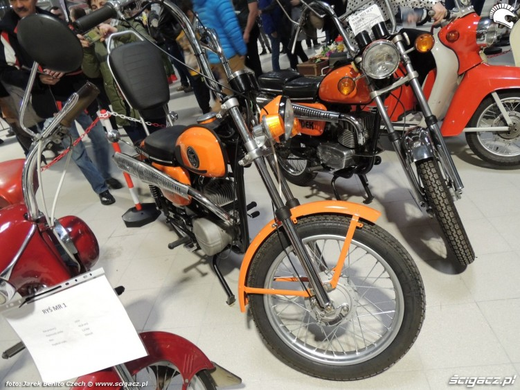 Warsaw Motorcycle Show 2019 353