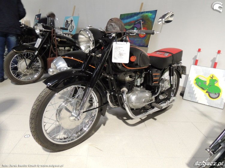 Warsaw Motorcycle Show 2019 355