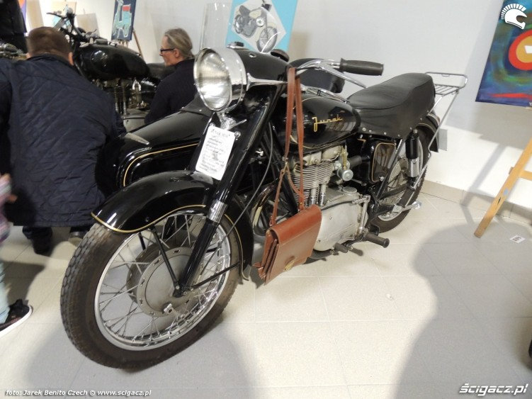 Warsaw Motorcycle Show 2019 356
