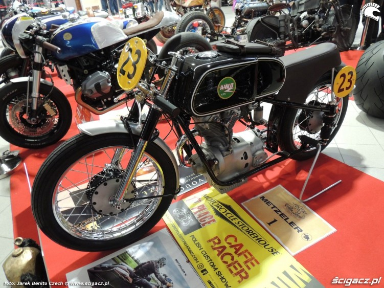 Warsaw Motorcycle Show 2019 366
