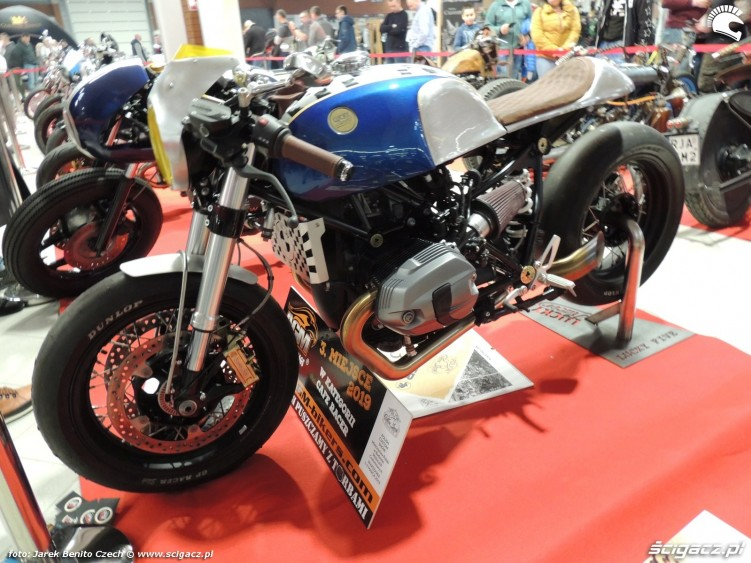 Warsaw Motorcycle Show 2019 367
