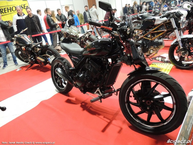 Warsaw Motorcycle Show 2019 369