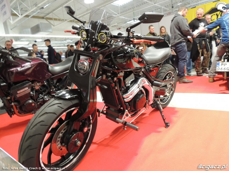 Warsaw Motorcycle Show 2019 372