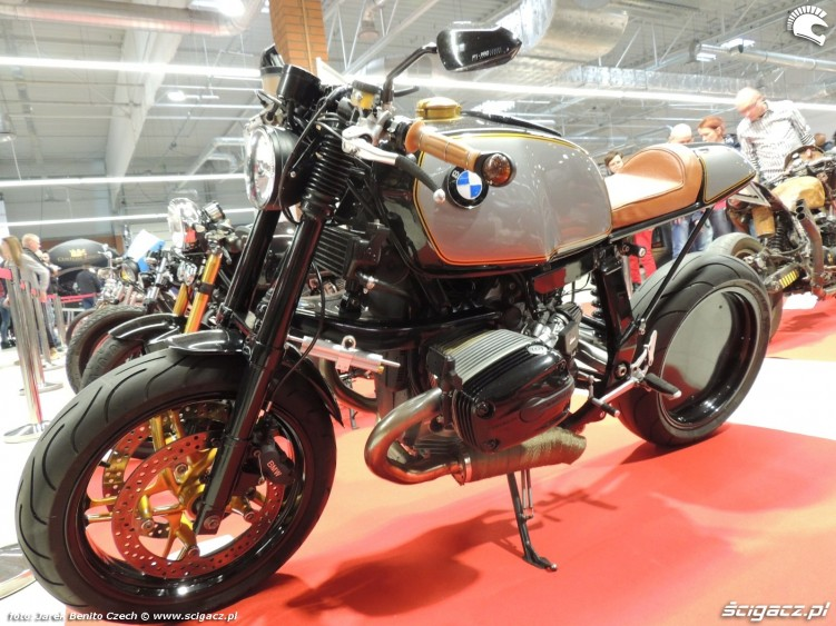 Warsaw Motorcycle Show 2019 374