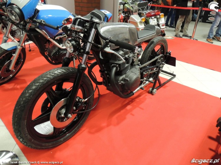 Warsaw Motorcycle Show 2019 376
