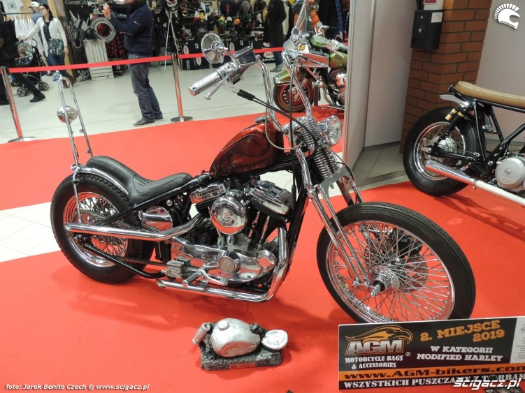 Warsaw Motorcycle Show 2019 377