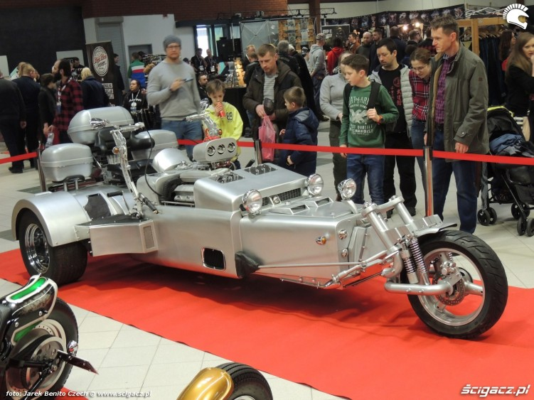 Warsaw Motorcycle Show 2019 379