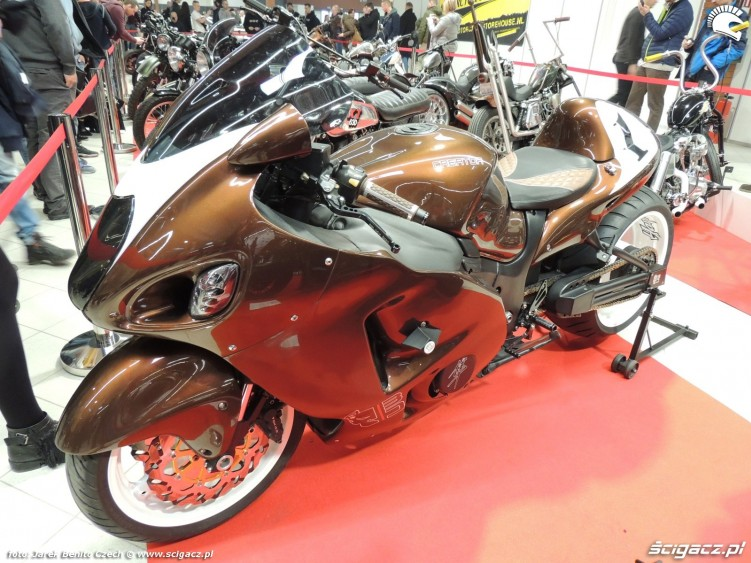 Warsaw Motorcycle Show 2019 380