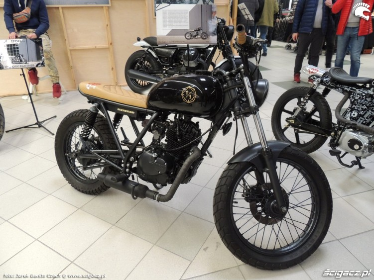 Warsaw Motorcycle Show 2019 382